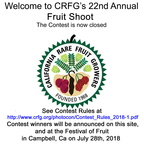 CRFG Contest 22 Closed